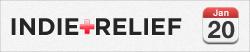 Indie + Relief